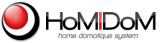 Homidom Application mobile pour la domotique Windows