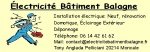 logo Electricite Batiment Balagne France