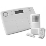 Centrale domotique Safeguard Alarme compatible X10, Zigbee
